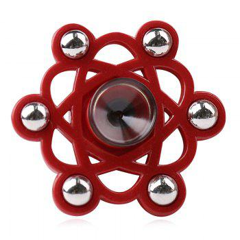 Metal Balls Flower Shape Fidget Spinner