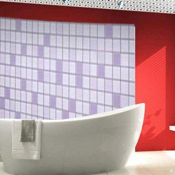 SINMORS Mosaic Greaseproof Paper Kitchen Wall Stickers