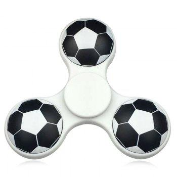 Fiddle Toy Soccer Finger Gyro Fidget Spinner