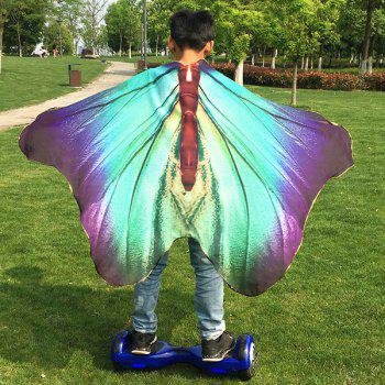 Children Novelty Wing Chiffon Cape