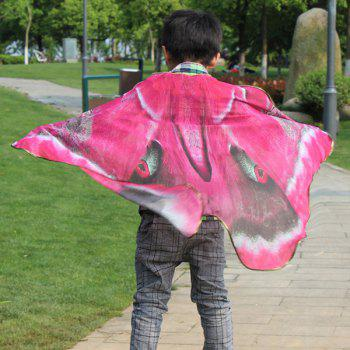 Chiffon Novelty Children Cartoon Insect Wing Cape