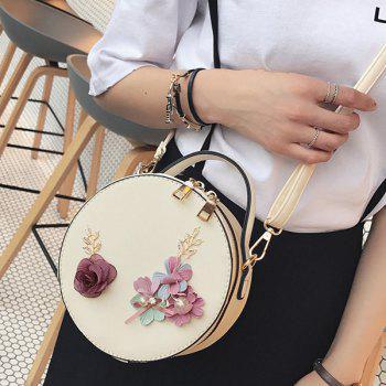 Flowers Cross Body Canteen Bag