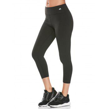 Tight Capri High Waist Fitness Leggings