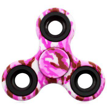 Stress Relief Toy Camouflage EDC Fidget Spinner