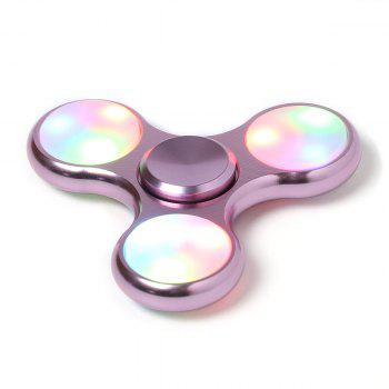 LED Light Fidget Toy High Speed Hand Spinner