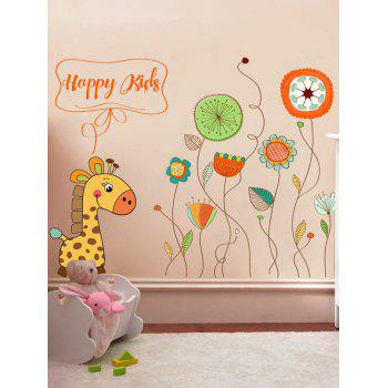 Removable Kids Room Cartoon Wall Sticker