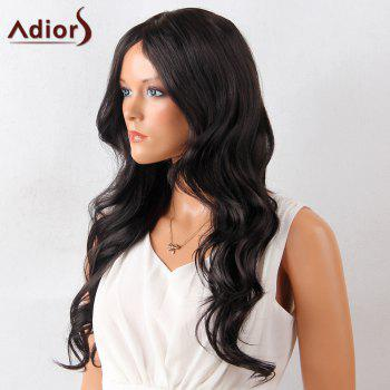 Adiors Center Part Long Layered Wavy Synthetic Wig