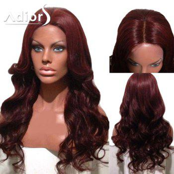 Adiors Long Center Parting Body Wave Synthetic Wig