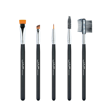 5Pcs Nylon Eye Makeup Brushes Set