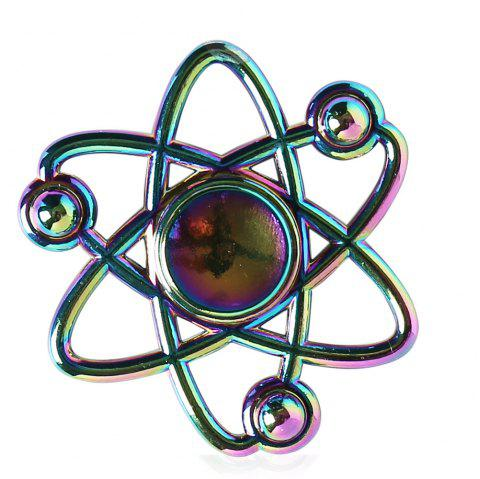 Fiddle Toy Flower Colorful Fidget Spinner - COLORMIX