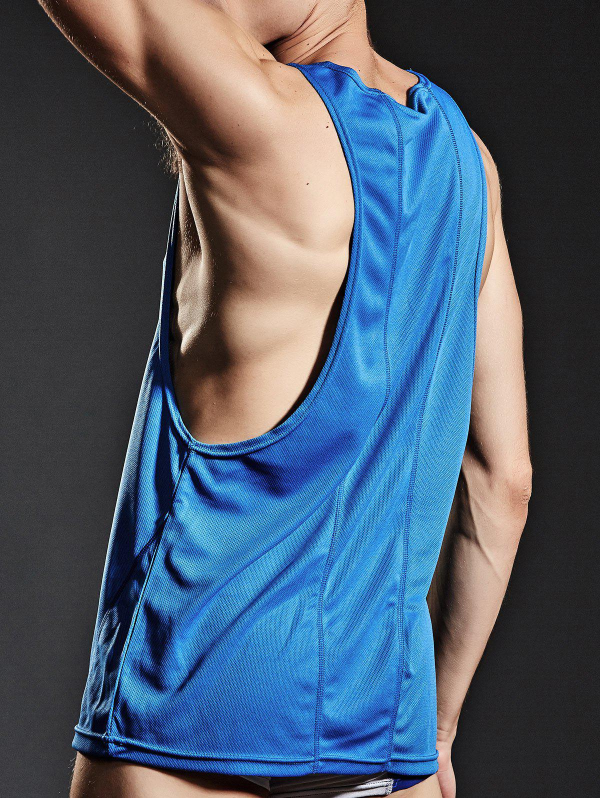 Suture Sports Breathable Tank Top - BLUE XL