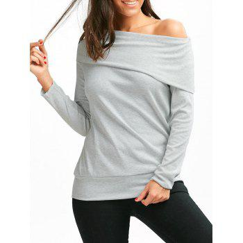 Multiway Off The Shoulder T-Shirt