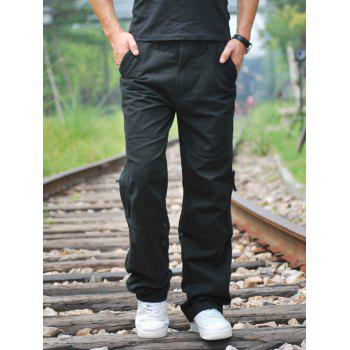 Muti-pocket Cargo Casual Pants