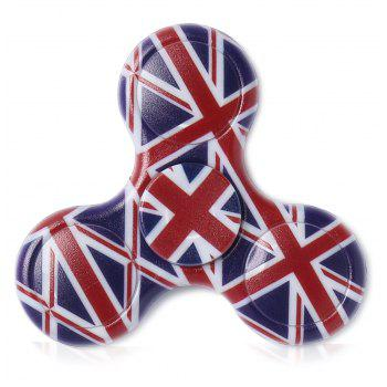 National Flag Patriotic Patterned Fidget Spinner