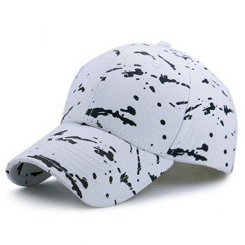 Sunscreen Spot Embellished Baseball Hat