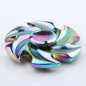 Colorful Fidget Toy Wheel Hand Spinner For Killing Time