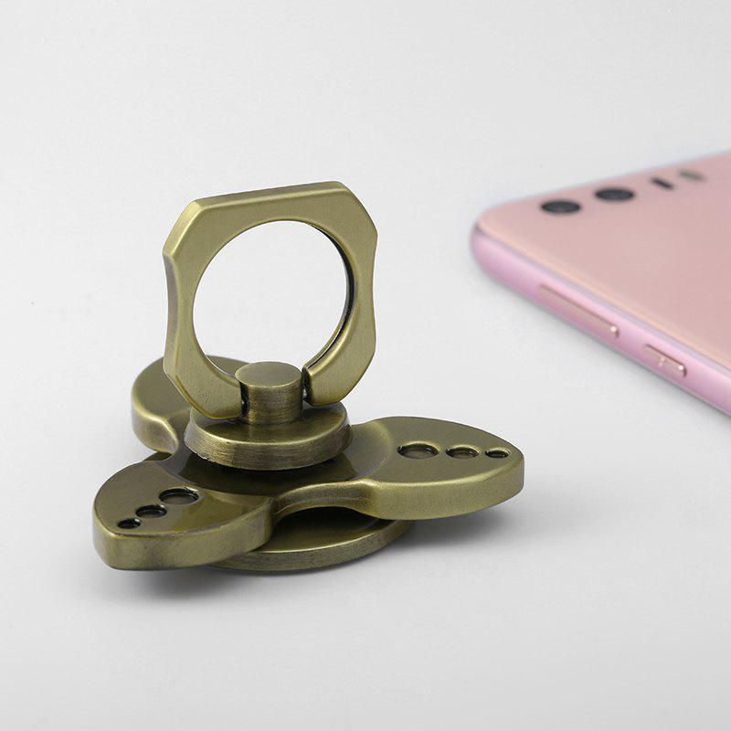 2018 Fid Spinner with Phone Ring Holder COPPER COLOR In Finger