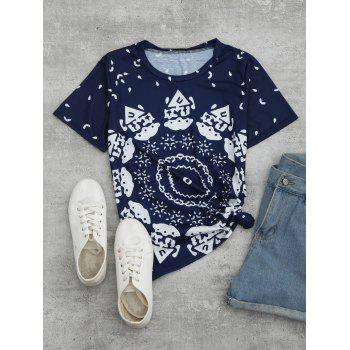 Graphic Short Sleeve T Shirt