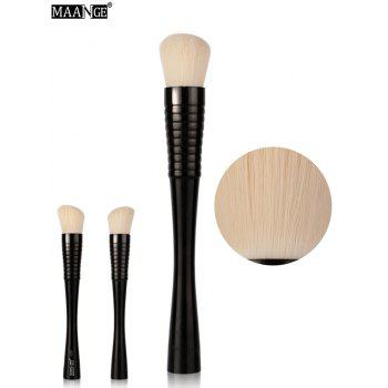 MAANGE Circular Oblique Hair Two Tone Brush