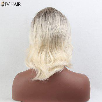 Siv Hair Colormix Side Bang Natural Medium Straight Hair Hair Wig - multicolorcolore