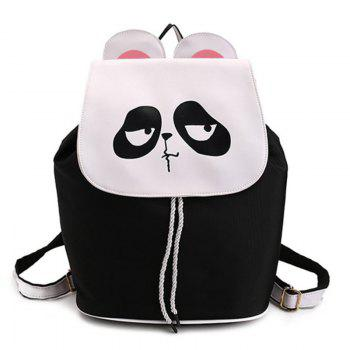 Funny Cartoon Drawstring Backpack