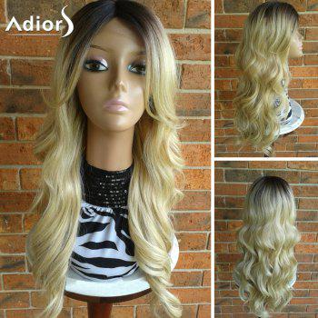 Adiors Colormix Long Center Part Wavy Synthetic Wig