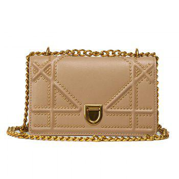 Chain Stud Cross Body Bag