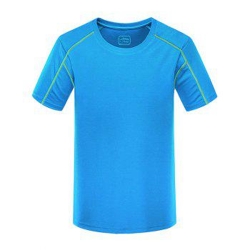 Short Sleeves Quick Dry Breathable T-shirt