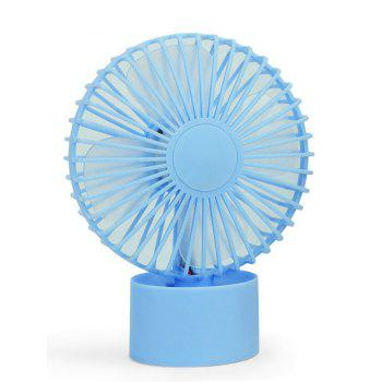 USB Rechargeable Mini Sun Flower Fan