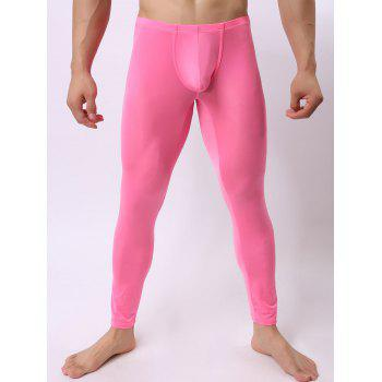 High Stretch U Convex Pouch Long Johns