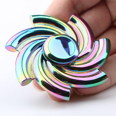 Cyclone High Speed Rainbow Fidget Spinner Gyro