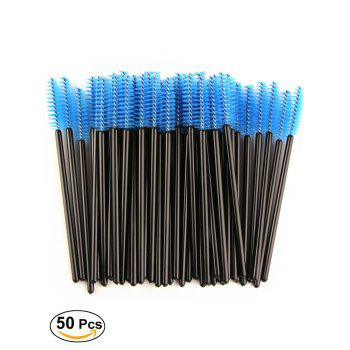 50 Pcs/Pack One-Off Eye Brow Groomer Brushes