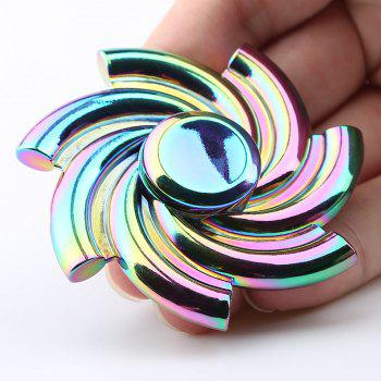 Cyclone High Speed Rainbow Fidget Spinner Gyro - COLORFUL COLORFUL