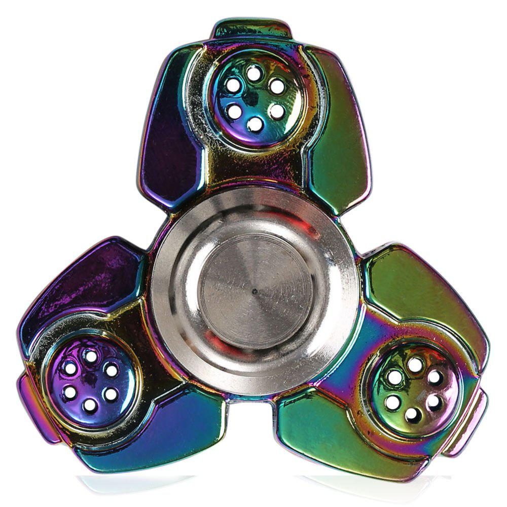 Russia CKF Alloy Finger Gyro Stress Relief Toys Fidget Spinner russia ckf alloy finger gyro stress relief toys fidget spinner