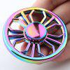 EDC Fidget Hand Spinner Stress Relief Toy - coloré 6*6*1.4CM