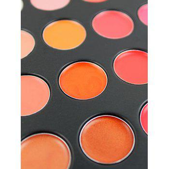 32 Colors Gorgeous Lip Gloss Makeup Cosmetic Palette -  COLORFUL