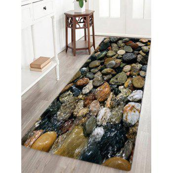 Sea Stone Pattern Indoor Outdoor Area Rug