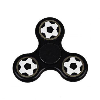 Glow in the dark Focus Toy Football Fidget Spinner