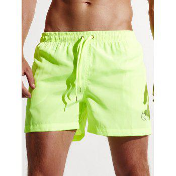 Loose-Fitting Sports Gym Board Shorts
