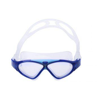 Adult Underwater Adjustable Swimming Goggles -  DEEP BLUE