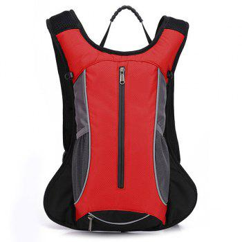 High Quality 10L Waterproof Outdoor Travel Sport Basketball Backpack Fixed Gear Cycling Bag