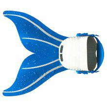 Adult Mermaid Tail Swim Fins