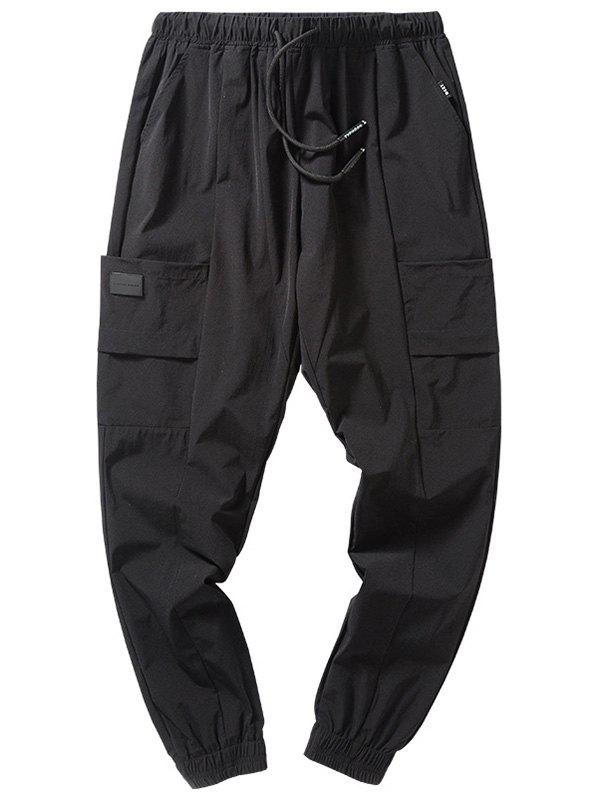 Loose Fitting Harem Jogger Pants