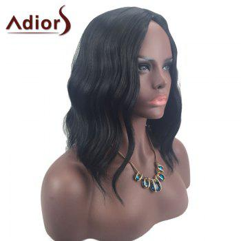 Adiors Center Parting Medium Slightly Curled Synthetic Wig