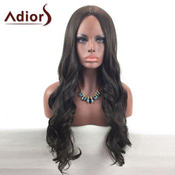 Adiors Center Parting Long Wavy Synthetic Wig