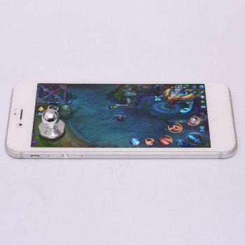 Apple Android Mobile Phone Touch Screen Sucker Physical Game Joystick -  SILVER