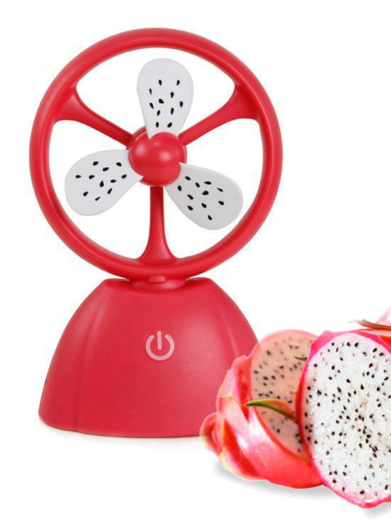 Portable Mini USB Fruit Style Fan - [