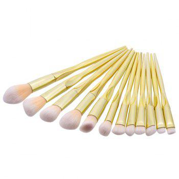 Concave Makeup Brushes Set