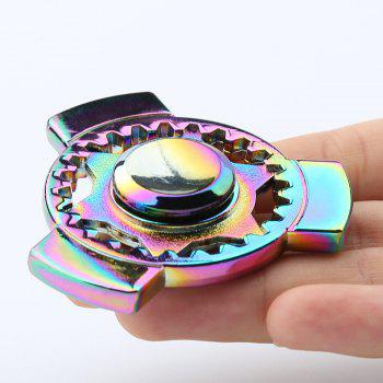 Stress Relief Rotation Time Long Fidget Spinner - COLORFUL COLORFUL