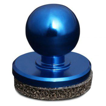 Apple Android Mobile Phone Touch Screen Sucker Physical Game Joystick - BLUE BLUE